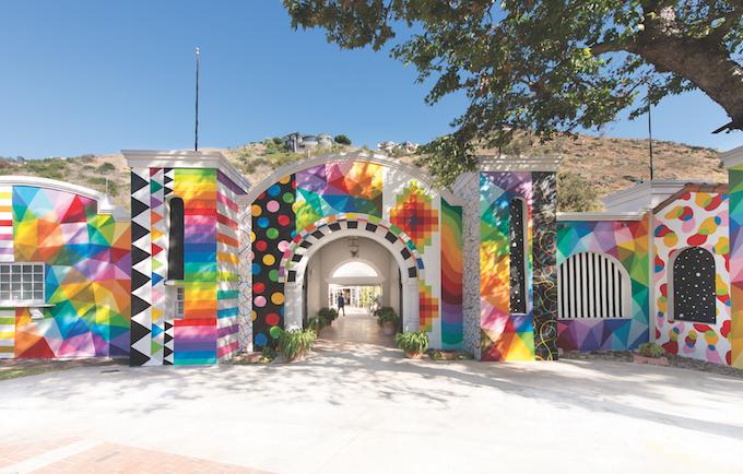 entrance_credit Laguna Art-A-Fair