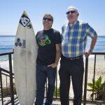 Brandy Faber with Ron Lutz_credit Geoff Ragatz