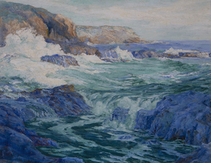 Nellie Gail Moulton, Three Arch Bay_courtesy of Moulton Museum